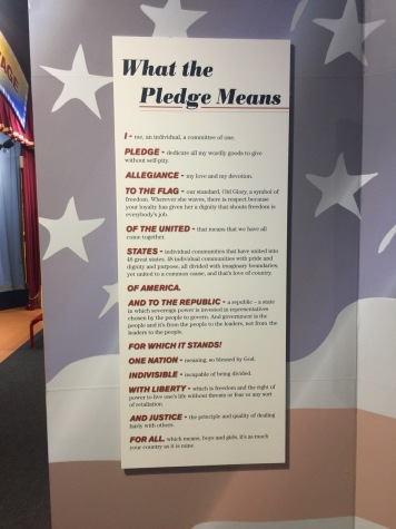 What the Pledge Means
