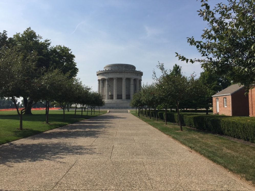 The George Rogers Clark Memorial