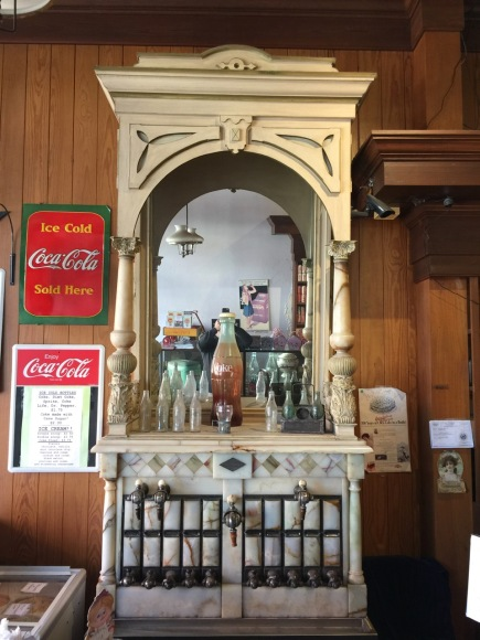 Old Time Soda Fountain