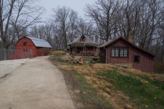 Studio Barn, Gust House, Office