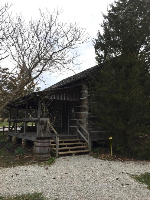Pioneer Village Cabin
