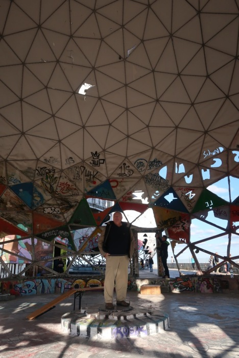 Me Under the Dome