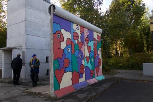Segment of the Berlin Wall