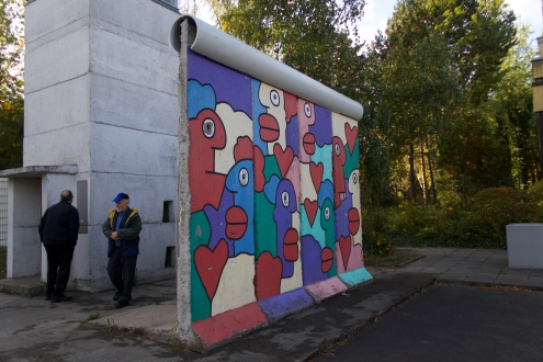 Segment of the Berlin Wall