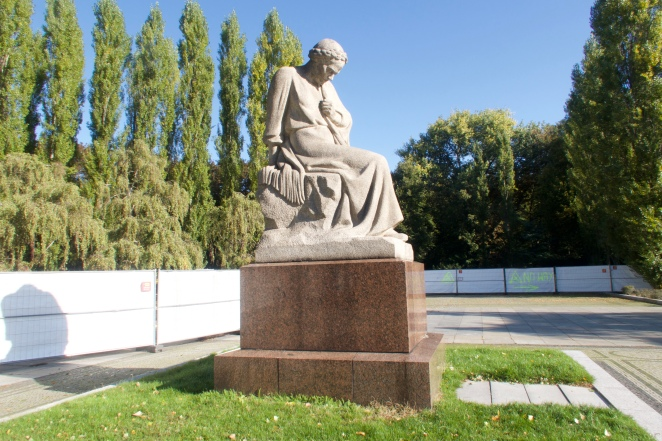 Russian Mother Mourning